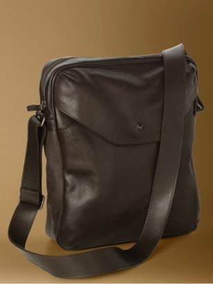 b64b8c87f53e Banana Republic Leather Camera Bag