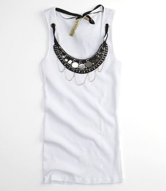 b84ed983dc4 Four Bib Necklace Tanks  Would You Wear One  - The Budget Babe ...