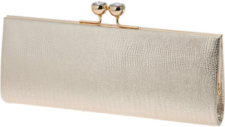 Vissering - Gold Clutch Bags