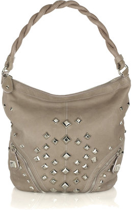 Temperley London Cirque studded leather hobo - Temperley London