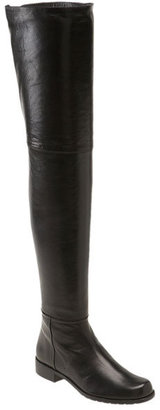 Stuart Weitzman &#39;Hilo&#39; Thigh High Boot - Sweater Dress and Thigh-High Boots