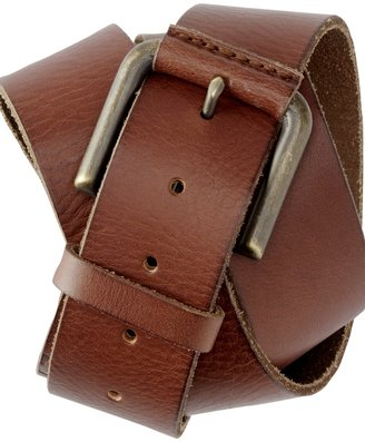 Aero 1987 Leather Belt - Dress Like Chuck Bass