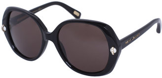 Marc Jacobs Black Oversized Sunglasses - Novelty Sunglasses