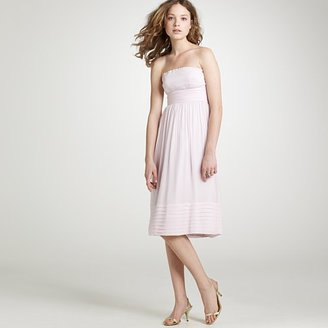 Silk chiffon Juliet dress - J.Crew