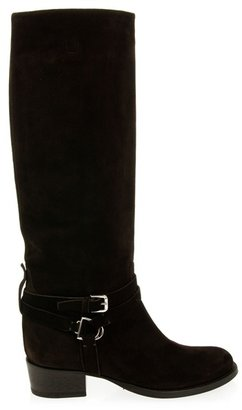 RALPH LAUREN - Isabelline riding boot - Shoes