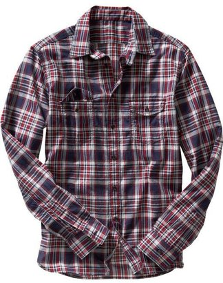 Brandon plaid shirt - Spring 2010 Men's Fashion