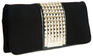 Pyramid Stud Clutch - Handbags