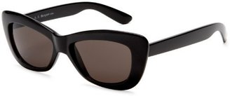 A.J. Morgan Women&#39;s Crush Rectangular Sunglasses - Retro Cateye Sunglasses