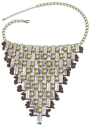 Industrial Collar Necklace - Topshop