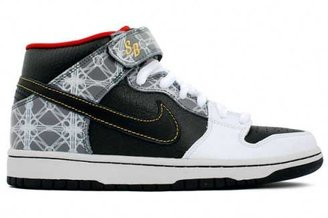 Nike Sb Dunk Mid Beijing Triumvir X Fly - Vintage Kicks