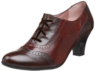 BeautiFeel Women's Jordan Pump - Boyish Brogues