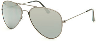 ILLISTR8 Hologram Aviator Sunglasses - Tilly's