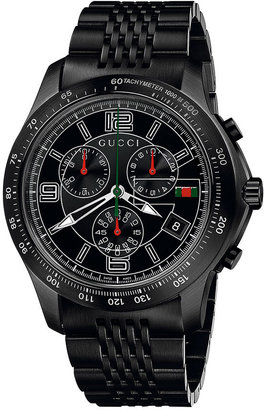 Gucci 'GTimeless' Chronograph Bracelet Watch - Dress Like Jay-Z