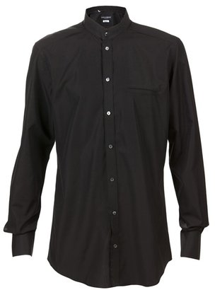 DOLCE &amp; GABBANA - Trimmed tuxedo shirt - Dress Like George Clooney