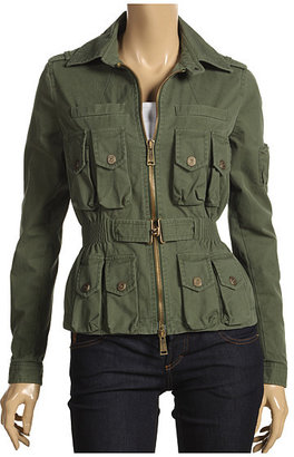 DSQUARED2 Polly Jacket - The Utilitarian Jacket 
