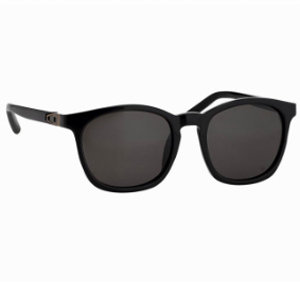 Alexander Wang Round Sunglasses in Black - Alexander Wang
