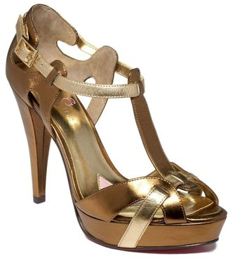 Paris Hilton Shoes, Pzaz Sandals - Platform Sandals