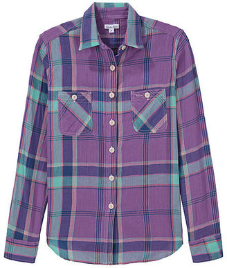 Steven Alan Riveter Shirt - Plaid Button-Down Shirts 