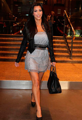 Veda Kelsey Jacket as in Black or Storm - as seen on Kim Kardashian - Clothes