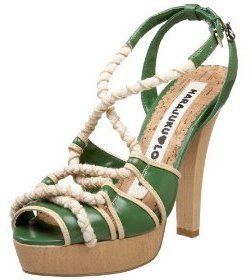 Harajuku Lovers Women&#39;s Becky Platform Sandal - Platform Sandals