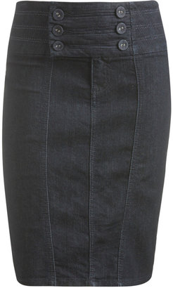 High Waist Pencil Skirt - Clothes