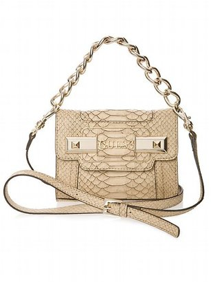 Berlin Mini Flap Crossbody with Chain - Chain Strap Bag