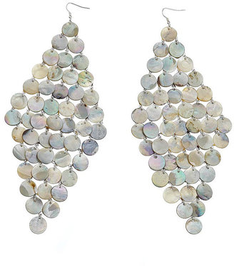 Oversize Shell Drops - Seaside Accessories