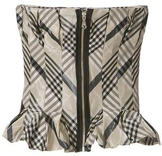 L.a.m.b. Pleated Bustier - Clothes