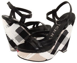 Burberry Wedge - Heels