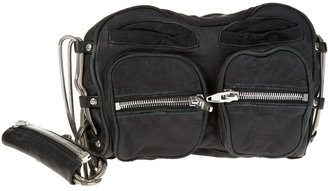 ALEXANDER WANG - &#39;Brenda&#39; zip chain bag - Shoulder Bags