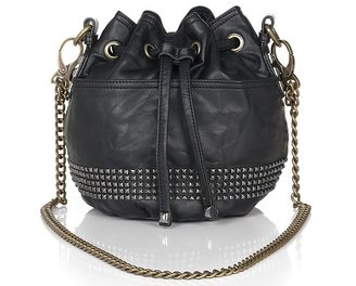 Matt &amp; Nat Commix Studded Mini Bag - Studded Shoulder Bag