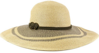 Eugenia Kim Wide-brimmed straw sunhat - Casual Hats