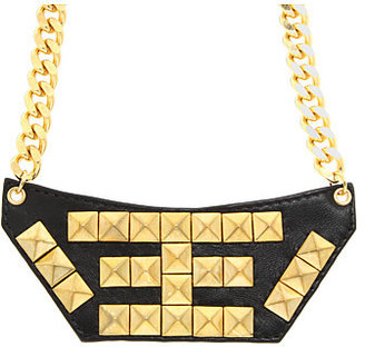 CC SKYE Riot Necklace - Black Statement Necklace