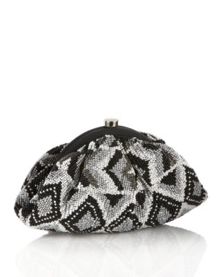 Beaded Tribal Clutch - CUSP