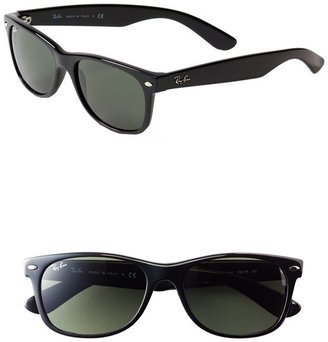 RayBan &#39;New Wayfarer&#39; Sunglasses - Dress Like David Beckham 