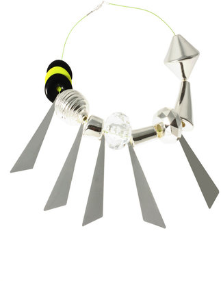 ASOS Sci Fi Statement Necklace - Asos