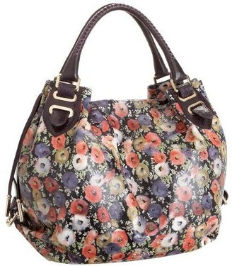 BALLY Vilda-N-54 Shoulder - Flower Print Handbags