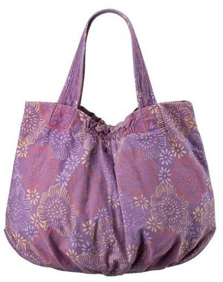 Mossimo Supply Co. Canvas Tote - Purple - Mossimo