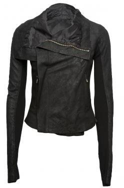 Rick Owens Classic Biker Jacket - Clothes