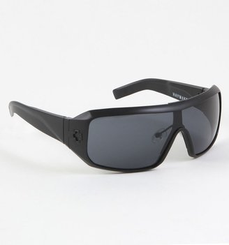 Spy Haymaker Sunglasses - Shield Wrap Sunglasses