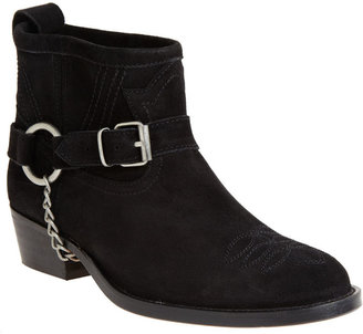 Opening Ceremony Western Ankle Boot - Black - Boots