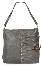 Studded Bucket - Shoulder Bags