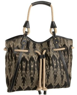 Rafe Katherine Large Tote - Rope Embellishments