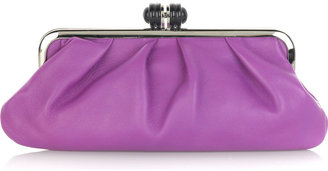 Marni Hot Pink Clutch | Pink Handbags Blog