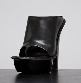 Alexander Wang Edita Classic Mule  Leather - Chic and Easy Clogs