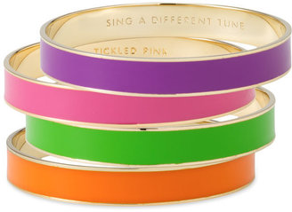 Kate Spade &#39;idiom&#39; Thin Enamel Bangle - Kate Spade Bangles