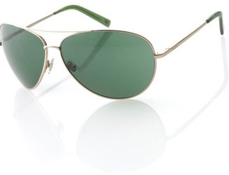 Fossil Sunglasses, Fahrenheit Metal Aviator Sunglasses - Top Gun Sunglasses