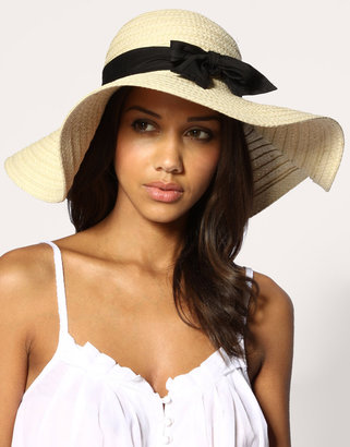 ASOS 70s Scarf Floppy Hat - Fashion Hats For Women