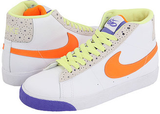 Nike 6.0 - Blazer Mid 6.0 (White/Total Orange) - Vintage Kicks
