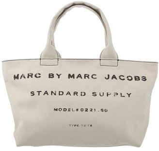 MARC BY MARC JACOBS - Large canvas tote bag - Luxe Logo Totes